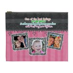 Hug the one you love. - Cosmetic Bag (XL)