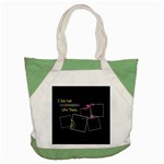 I live for moments like these. - Accent Tote Bag