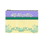 My beautiful family - Cosmetic Bag (Large)