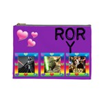rorybag2 - Cosmetic Bag (Large)