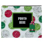 Merry and Bright XXXL Cosmetic Bag 1 - Cosmetic Bag (XXXL)