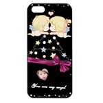 My Angel Apple iPhone 5 Seamless Case (Black)