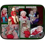 XMAS BLANKET - Fleece Blanket (Mini)
