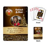 Playing Cards Single Design_Confirmation