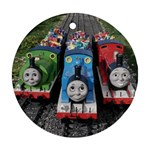 thomas - Ornament (Round)