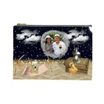 night on the beach cosmetic bag (large)