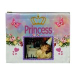 Princess and Roses Cosmetic bag (XL)