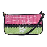 Grandchildren light up my life shoulder clutch - Shoulder Clutch Bag