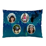waiting for santa Pillow case
