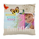 heart of kids love family - Standard Cushion Case (One Side)