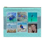 Ocean Vacation Cosmetic Bag XL - Cosmetic Bag (XL)