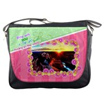 Being With You Messenger Bag