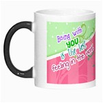 Being with you - Morph Mug