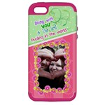 Being with you- Iphone 4/4s case - Apple iPhone 5 Hardshell Case (PC+Silicone)