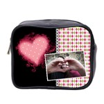 Love - Mini Toiletries Bag 2 Sides - Mini Toiletries Bag (Two Sides)