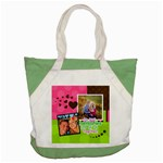 My Best Memories - Accent Tote - Accent Tote Bag