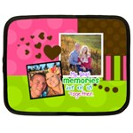 My Best Memories - Netbook Case Large - Netbook Case (Large)