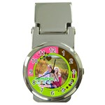 My Best Memories are of us together - Money Clip Watch