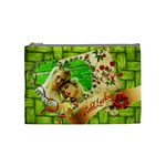 Medium Cosmetic Bag_Field Larks - Cosmetic Bag (Medium)