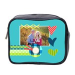 Playful Hearts - Mini Toiletries Bag (Two Sides)