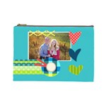 Playful Hearts - Cosmetic Bag (Large)