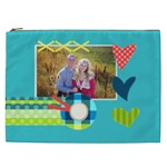 Playful Hearts - Cosmetic Bag (XXL)