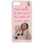 Melting snowman iPhone Premium Hardshell Case - Apple iPhone 5 Classic Hardshell Case