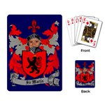 Red Knight Playing Cards - Playing Cards Single Design (Rectangle)
