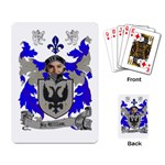 Blue Knight Playing Cards - Playing Cards Single Design (Rectangle)