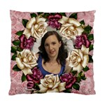 Roses and lace 2 Cushion Case (2 sided) - Standard Cushion Case (Two Sides)