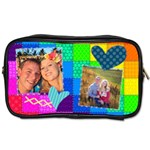 Rainbow Stitch - Toiletries Bag (One Side)