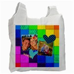 Rainbow Stitch - Recycle Bag (Two Side)