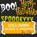 Halloween Words & Phrases
