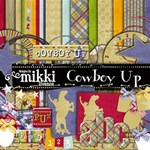 Cowboy Up by Mikki +alpha+pages