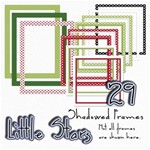 Little Stars - Frames Assortment