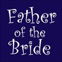 cufflink navy father bride