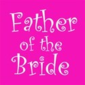 cufflink hot pink father bride
