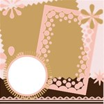 Pink Brown Kids Theme  kits
