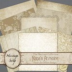 Nana s Armoire - Paper Pack