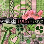Lucky in Love +pages by Mikki