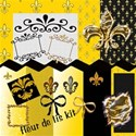Fluer de Lis Kit