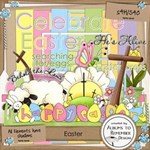 Easter Kit - 7  Ready to Go Pages!