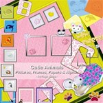 Cutie Animals - Pictures, Frames, Papers & Alphas