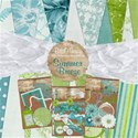 Summer Breeze-BitsO Scrap