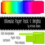 Ultimate Layering Pack 1: Brights