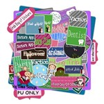 Grab Bag Of Stickers