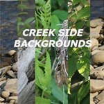 CREEK SIDE BACKGROUNDS