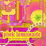 Pink Lemonade (With 8x8 and 6x6 book designs)