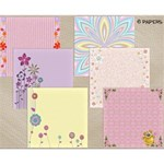 Girly Papers
