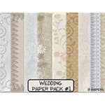 Wedding Paper Pack #1